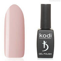 Гель лак Kodi  №20CN,  светлый розовато-коричневый