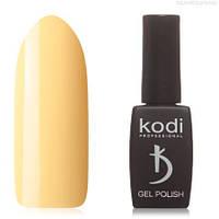Гель лак Kodi  №30GY, пастельно-желтый