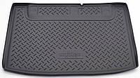 Коврик в багажник для Киа Рио, Kia Rio (DE) HB (05-11) код NPL-Bi-43-36