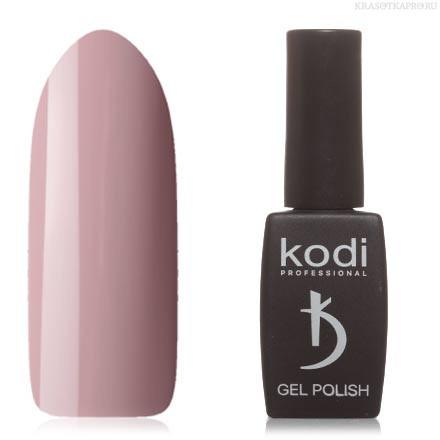 Гель лак Kodi  №40CN ,серо-розовый