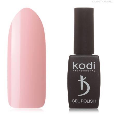 Гель лак Kodi  №50M, бледно-розовый