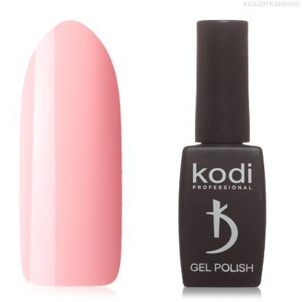 Гель лак Kodi  №60P,  розово-персиковый