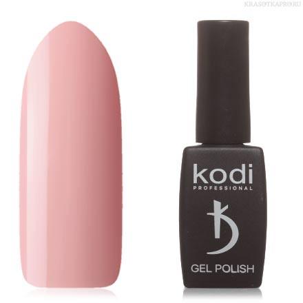 Гель лак Kodi  № 60M,  кремово-розовый