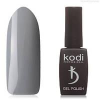 Гель лак Kodi  №60BW,теплый серый