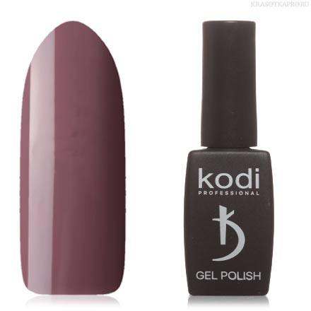 Гель лак Kodi  №80CN,цвета какао