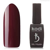 Гель лак Kodi  №80WN, цвета красного вина