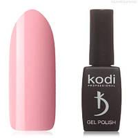Гель лак Kodi  №80M, риглушенный розово-бежевый