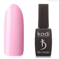 Гель лак Kodi  №80LC, нежно-розовый