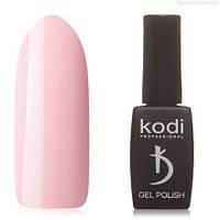 Гель лак Kodi  №100M,цвета розового зефира