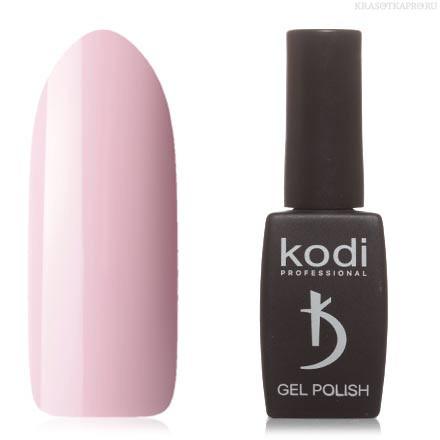 Гель лак Kodi  №120M,пепельно-розовый