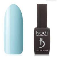 Гель лак Kodi  №120B, небесно-голубой