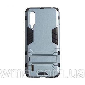 Чехол для телефонов (Смартвонов) Задняя Накладка Armor Case for Xiaomi CC9 / Mi 9 Lite Цвет Серый