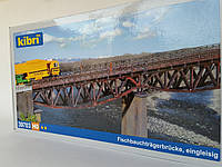 Kibri 39703 Мост Арочный - размер 34 см х7,5см / 1:87, фото 1