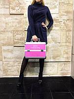 Кейс для косметики алюминиевый Starlet (розовый)