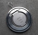 Клапан обратный межфланцевый нержавеющий ду 40, фото 3