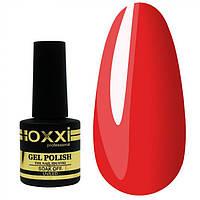 Гель лак Oxxi №120X, глянцевый,красный