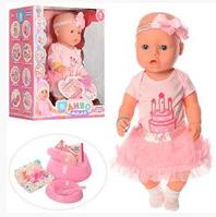 Кукла-пупс YL1900E-H-S-UА интерактивная