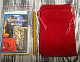 Набір початківця для ворожінь: Старовинний Пасьянс, Оракул Ленорман, воскова свічка ( в оксамитових мішечках ), фото 9