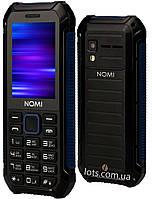 Противоударный Телефон Nomi i245 (2-SIM) IP-67