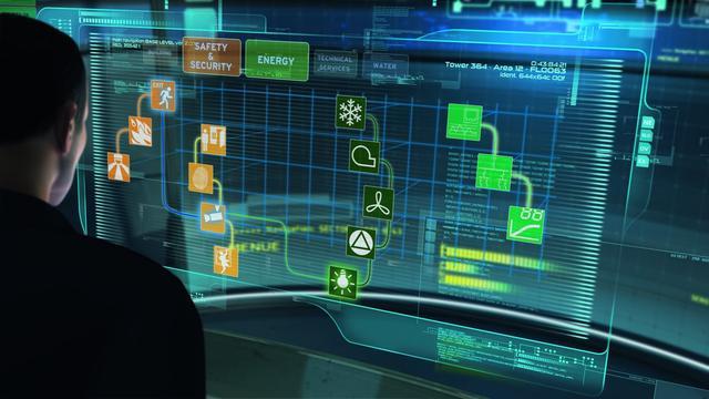Комплексні системи автоматизації будівель