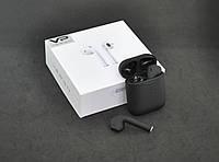 Bluetooth-гарнитура Veron VR-01 (+кейс для зарядки и хранения) Black