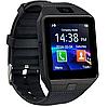 Розумні годинник smart DZ09 BLACK