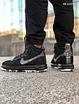 Мужские кроссовки Nike LF1 Duckboot '17 (черные/звездочки) KS 1335, фото 6