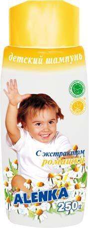 """Шампунь """"АЛЕНКА"""" с экстрактом ромашки, 250г"""