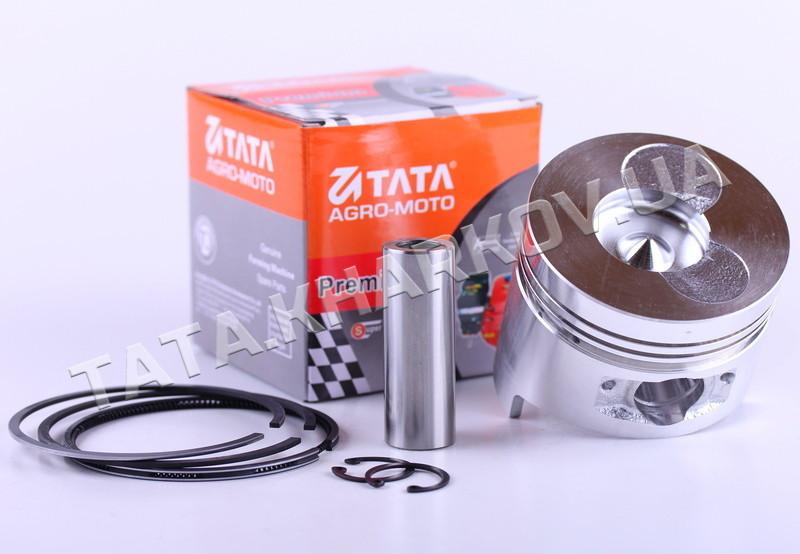 Поршневой комплект 78,0 mm STD (острый конус форкамеры) - 178F - Premium
