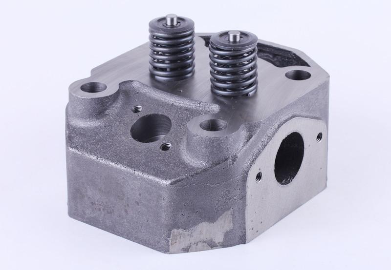 Головка цилиндра в сборе (ZUBR original) - 195N - Premium (R195)