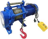 Лебедка электрическая KCD 220V / 380V