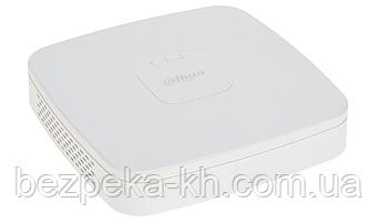 4-канальний мережевий Smart 4K відеореєстратор Dahua DHI-NVR2104-4KS2