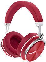 Гарнітура накладна Bluedio T4 Bluetooth 4.2, Red