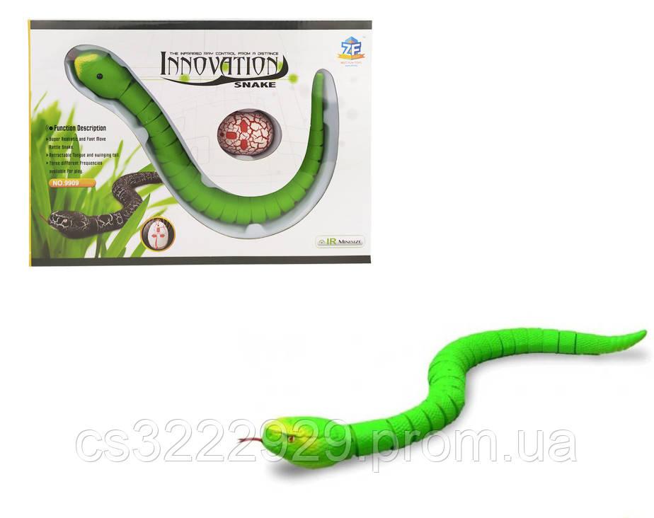 """Змея на радиоуправлении """"Rattle snake"""" LY-9909C (зеленая)"""