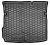 Коврик в багажник для Рено Дастер, Renault Duster 2018- 2WD код 111699 Avto-Gumm