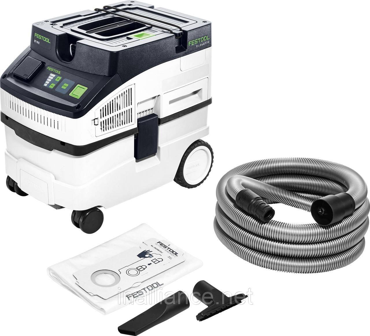 Пылеудаляющий аппарат CLEANTEC CT 15 E Festool 574827