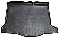 Коврик в багажник для Рено Сандеро, Renault Sandero (B52) HB (14-) полиуретановый NPA00-T69-605