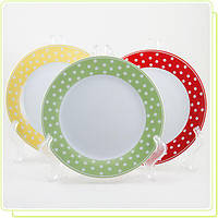 Набор фарфоровых тарелок MR-10032-01Y