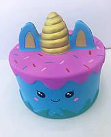 Сквиш торт-единорог