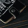 Кошелёк 1.0 Fisher Gifts  661 Jack Daniels (эко-кожа), фото 5
