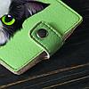 Кошелёк 1.0 Fisher Gifts 783 Кот с белой мордочкой и черными ушками (эко-кожа), фото 5