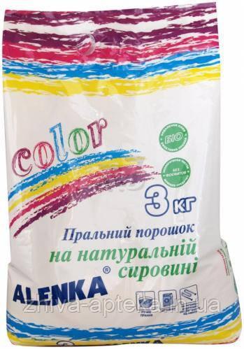 Стиральный порошок для цветного белья, 3кг
