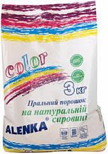 Пральний порошок для кольорової білизни, 3кг