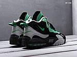 Мужские кроссовки Nike Sportswear Air Max Speed Turf (серо/зеленые), фото 2