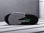 Мужские кроссовки Nike Sportswear Air Max Speed Turf (серо/зеленые), фото 3
