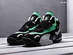 Мужские кроссовки Nike Sportswear Air Max Speed Turf (серо/зеленые), фото 4