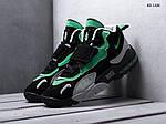 Мужские кроссовки Nike Sportswear Air Max Speed Turf (серо/зеленые), фото 5