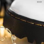 Женские зимние ботинки Dr.Martens Jadon Classic (белые), фото 6