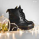 Женские зимние ботинки Dr.Martens Jadon Classic (черные), фото 3