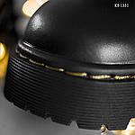 Женские зимние ботинки Dr.Martens Jadon Classic (черные), фото 4